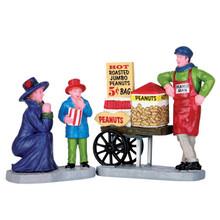 Lemax Village Collection Roasted Peanut Treats, Set of 2 #62453