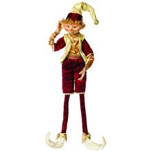 Floridus Design 30in Rufus The Elf #XN300537