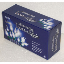 100lt Shimmering Mini Light Set in Clear #00331