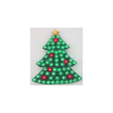 70lt 2D Christmas Tree Window Mold #03322