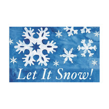 Briarwood Lane Let It Snow Doormat #D00090