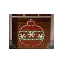 43LT Christmas Ornament Window Mold #95211