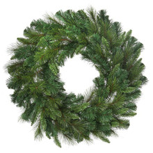 "30"" Mix Belgium Wreath with 50 LED Lights, Battery-Operated #MTX49858L"