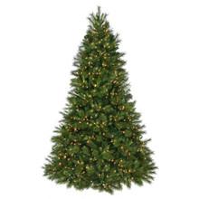 12' PreLit Deluxe Belgium Mix Tree w 2,150 Clear UL Lights #MTX49882B