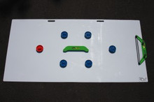 EZ Puck On/Off Ice Shooting Board
