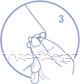 NoseSecret Mini-Instruction Step 3