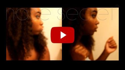 NoseSecret Video Image - Zakiya