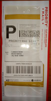 USPS Priority Mail Domestic envelope