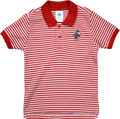Toddler - Polo (Red & White)