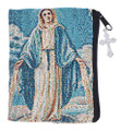 Rosary Case Tapestry - Our Lady of Grace