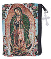 Rosary Case Tapestry - Our Lady of Guadalupe