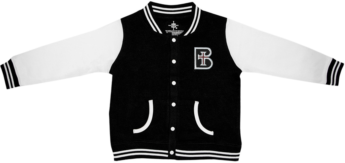 newest collection cb8e5 ced6c Youth - Varsity Jacket
