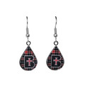 Earrings - Plaid
