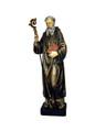 """St. Benedict 8"""" Statue"""