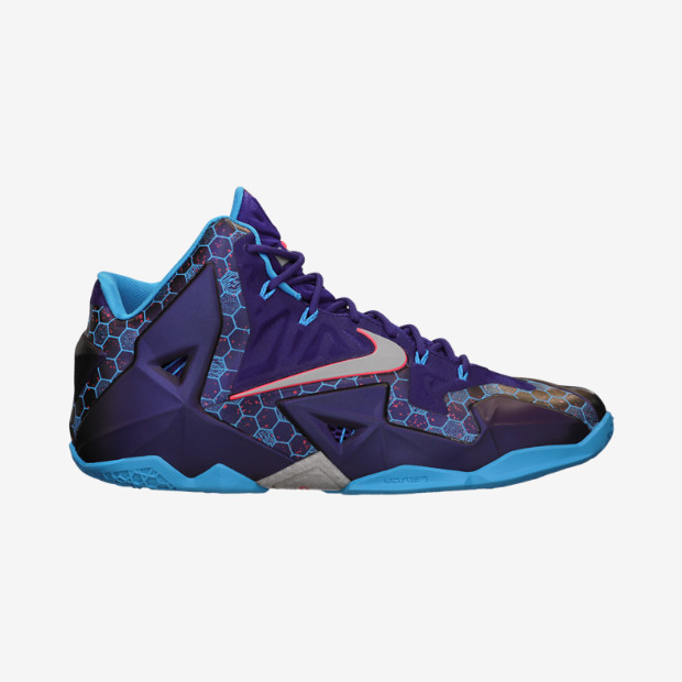 288e83610a32 Nike Lebron XI - Summit Lake Hornets  616175-500 - The Sole Closet