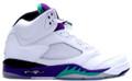 Nike Air Jordan 5 - Grape #136027-108 Consignment