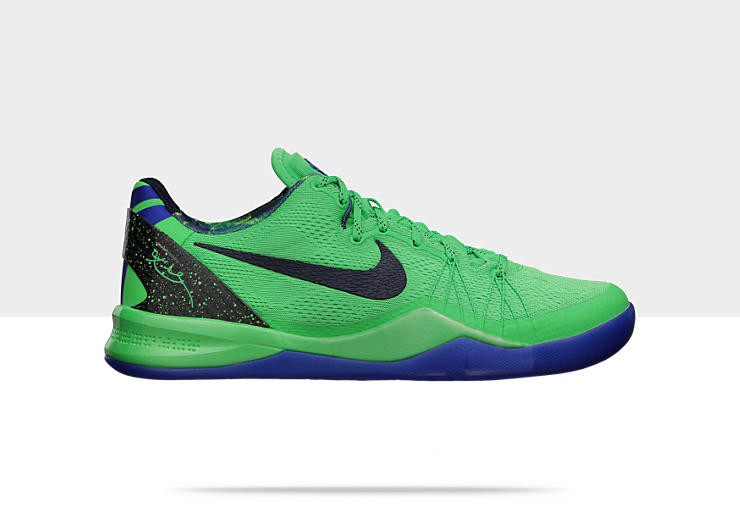 premium selection f5888 09a60 Nike Kobe VIII Elite - Superhero  586156-300 Consignment. Image 1