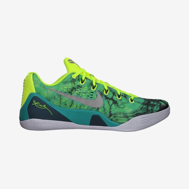 b44e46d3ff73 Nike Kobe IX - Easter  646701-300 - The Sole Closet