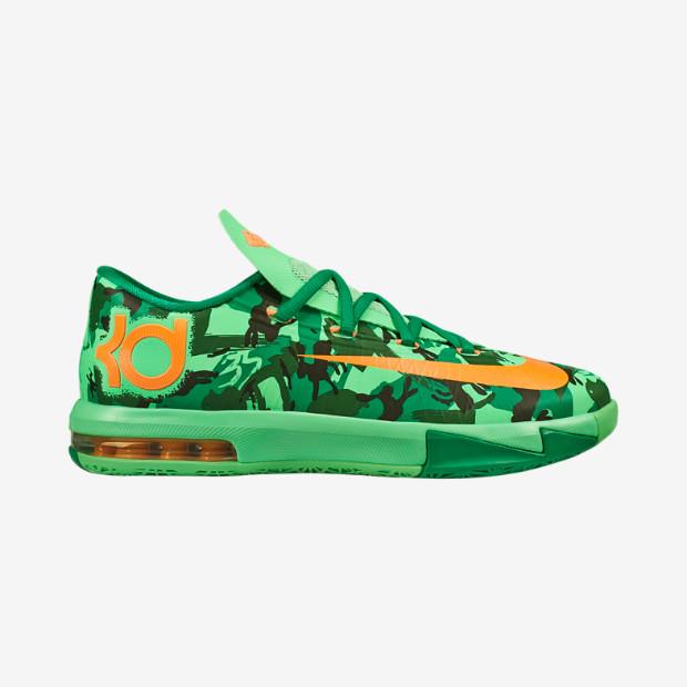 check out 17a4f 47de1 Nike KD VI GS - Easter  599424-303. Image 1