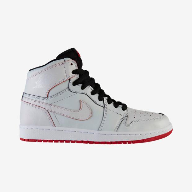 quality design 86f92 d126b Nike SB x Air Jordan 1 QS Lance Mountain - White  653532-100. Image 1.  Loading zoom