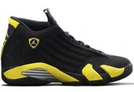 d146bb52c676ac Nike Air Jordan 14 - Thunder  487471-070 - The Sole Closet