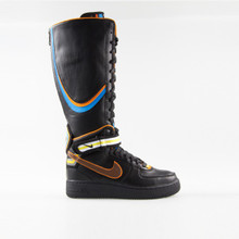 new arrival 5e4c9 eb355 Nike x Riccardo Tisci Air Force 1 Boot SPTisci - BlackBaroque Brown  669918-029. Image 1