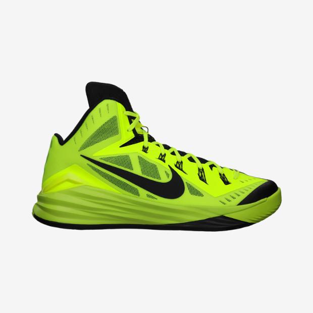 promo code 0e9ef c2929 Nike Hyperdunk 2014 - Volt  653640-700 - The Sole Closet