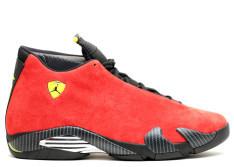 d0358644976a4c Nike Air Jordan 14 Ferrari Raffle - The Sole Closet