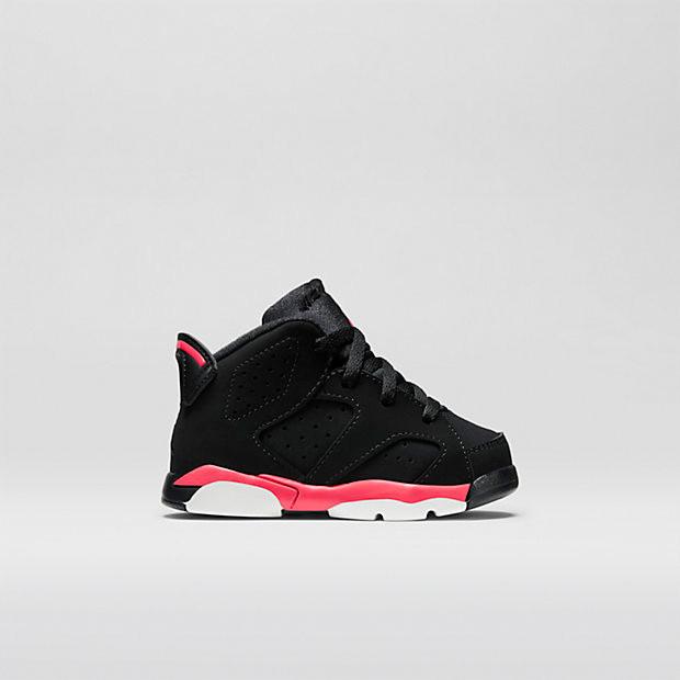 5587bbf5b96d67 Nike Air Jordan 6 TD - Infrared 2014  384667-023. Image 1. Loading zoom
