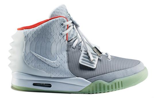 Nike Air Yeezy 2 NRG - Wolf Grey Platinum  508214-010 - The Sole Closet 2d03d45ae