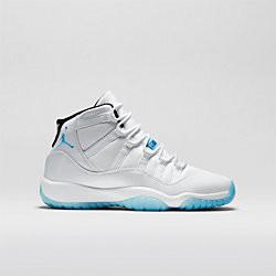 17b336ba90431f Nike Air Jordan 11 GS - Legend Blue  378038-117 - The Sole Closet