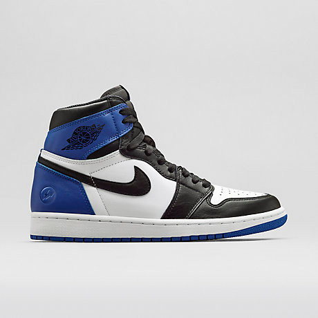 a2cb5ae4848 Nike Air Jordan 1 - Fragment #716371-040. Image 1. Loading zoom