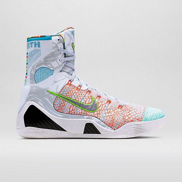 4494d6bc6233 Nike Kobe IX Elite Premium QS - What The Kobe  678301-904 - The Sole ...