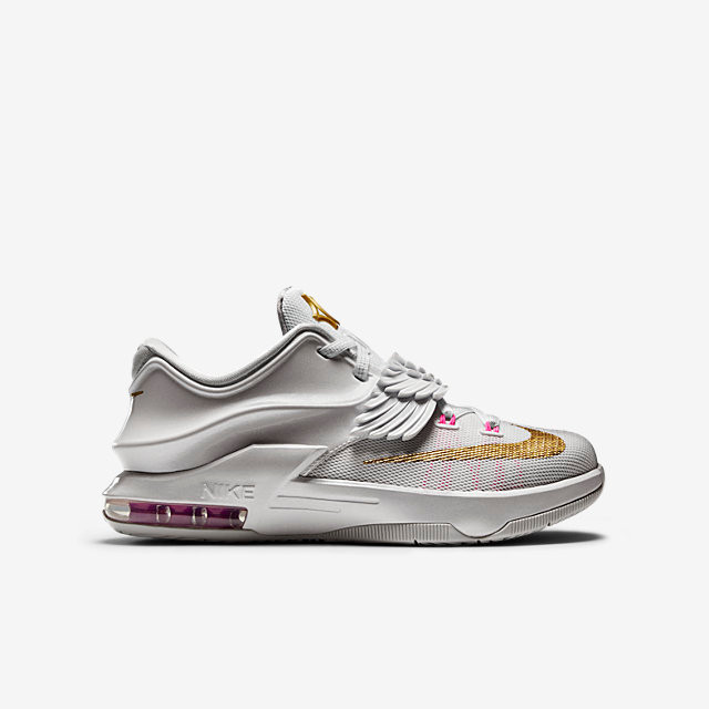 f24d7f0c49c9 Nike KD VII GS - Aunt Pearl  745407-176 - The Sole Closet