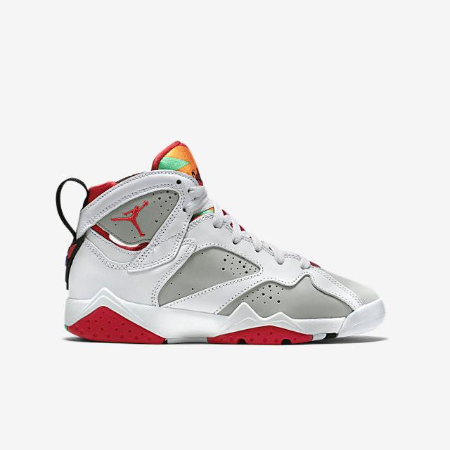 124b02f179d Nike Air Jordan 7 Remastered GS - Hare #304774-125. Image 1. Loading zoom