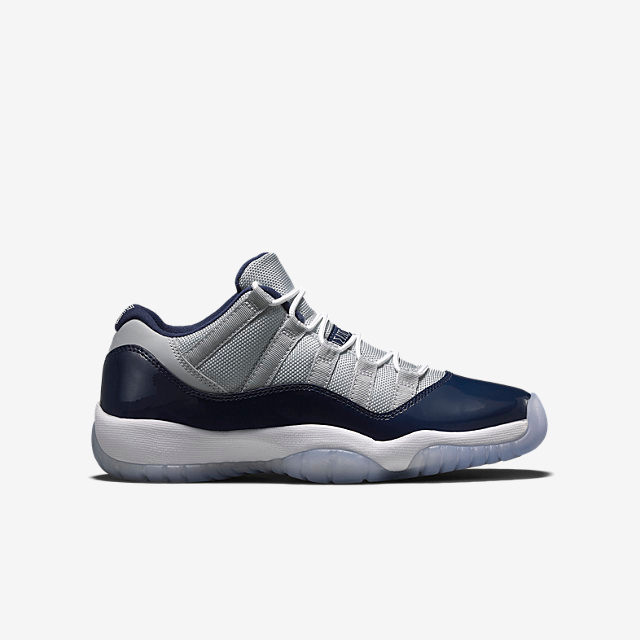new concept c13fc a6b32 Nike Air Jordan 11 Low GS - Georgetown  528896-007. Image 1. Loading zoom