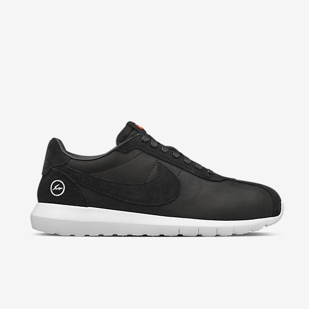 promo code dc37e fca74 Nike Roshe LD 1000 x Fragment - Black White  717121-001. Image 1. Loading  zoom
