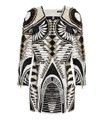Balmain For H&M Beaded Dress - Black/White #24-3652