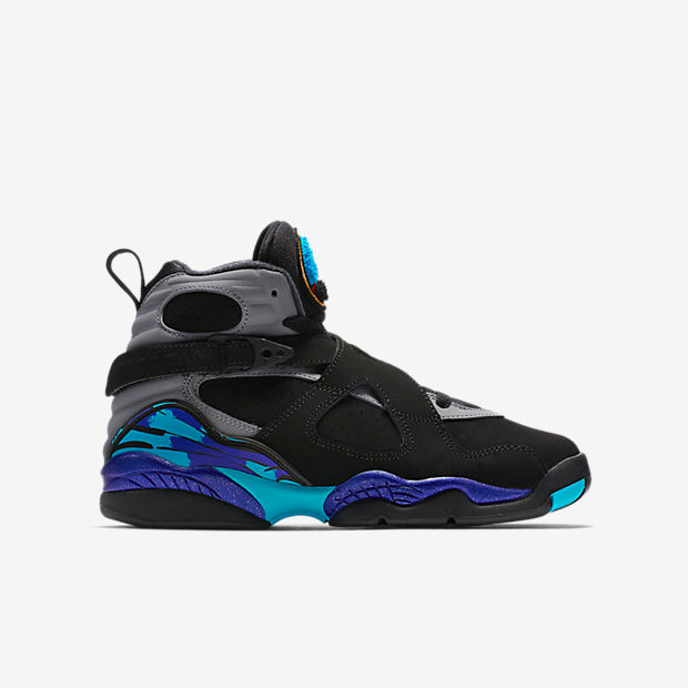 online retailer 25962 7bf17 Nike Air Jordan 8 GS - Aqua  305368-025 - The Sole Closet
