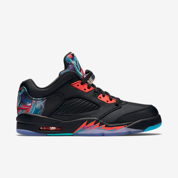 d1c0820a40cc Nike Air Jordan 5 Low - CNY  840475-060 - The Sole Closet