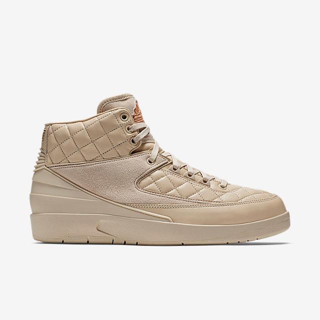 Nike Air Jordan 2 x Just Don - Beach  834825-250. Image 1. Loading zoom e05f27e9849f