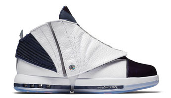 b773f95fd4e43d Nike Air Jordan 16 - Midnight Navy  683075-106 - The Sole Closet