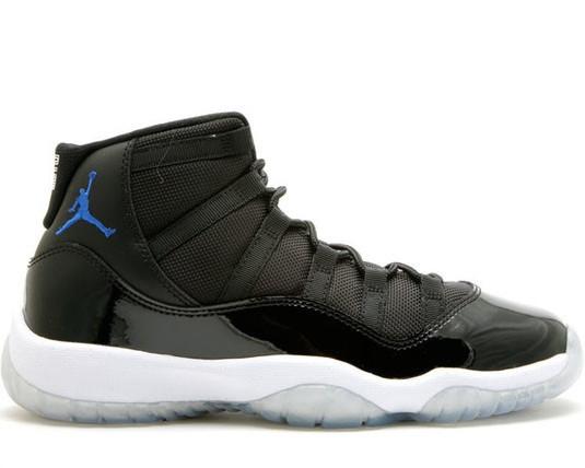 detailed look 0e57c 14334 Nike Air Jordan 11 PS - Space Jam  378039-003. Image 1. Loading zoom
