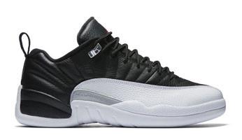 d42c2f80100325 Nike Air Jordan 12 Low - Playoff  308317-004 - The Sole Closet