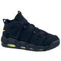 Nike Air More Uptempo - Black/Volt #414962-013