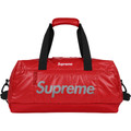 Supreme Duffle Bag - Red