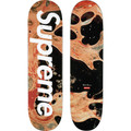 Supreme Blood And Semen Skateboard - Black