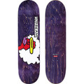 Supreme Gonz Ramm Skateboard - Purple