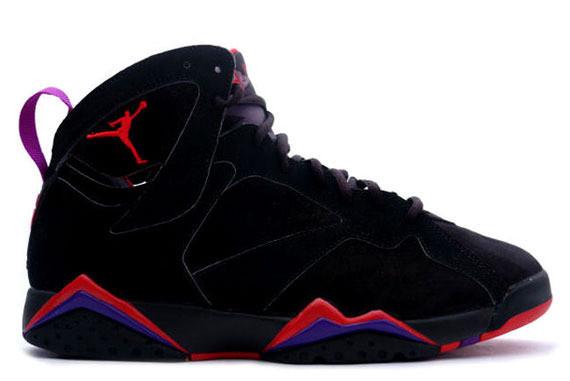 best service dfd05 e7214 Nike Air Jordan 7 GS - Raptors  304774-018. Image 1. Loading zoom