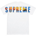 Supreme Crash Tee - White